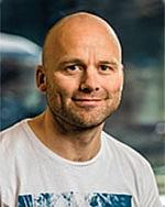 Carsten Olsen Generalsekretær Grønlands Idrætsforbund. Kalaallit Nunaanni Timersoqatigiit Katuffiat
